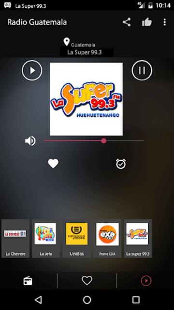 Guatemala Radio Stations FM screenshot 1
