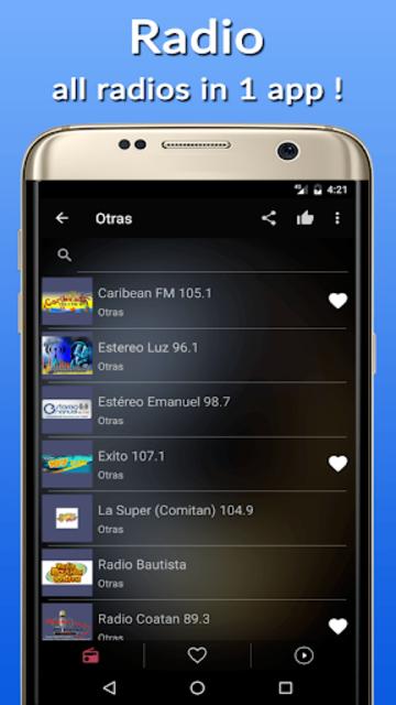 Guatemala Radio Stations FM screenshot 2