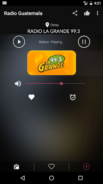 Guatemala Radio Stations FM screenshot 5