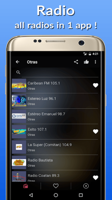 Guatemala Radio Stations FM screenshot 9