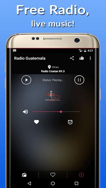Guatemala Radio Stations FM screenshot 10