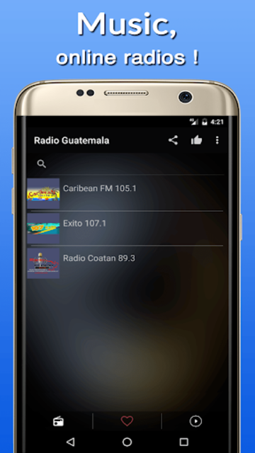 Guatemala Radio Stations FM screenshot 12