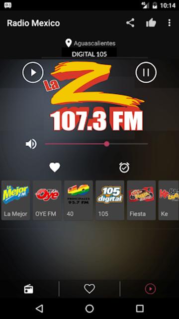 Mexican Radio Stations FM AM screenshot 1