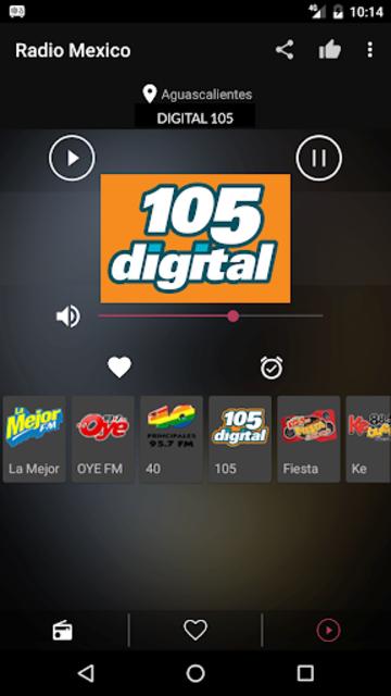 Mexican Radio Stations FM AM screenshot 4