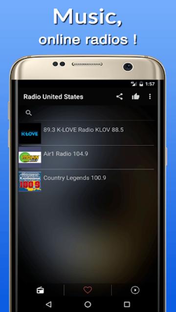 Radio Usa FM AM screenshot 3