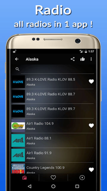 Radio Usa FM AM screenshot 5