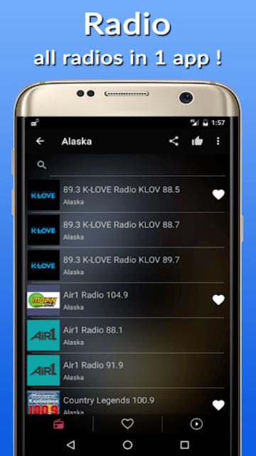 Radio Usa FM AM screenshot 9