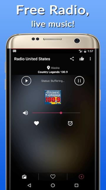 Radio Usa FM AM screenshot 12