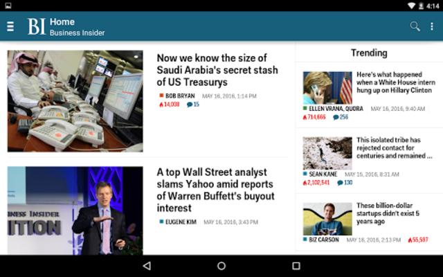 Business Insider screenshot 9