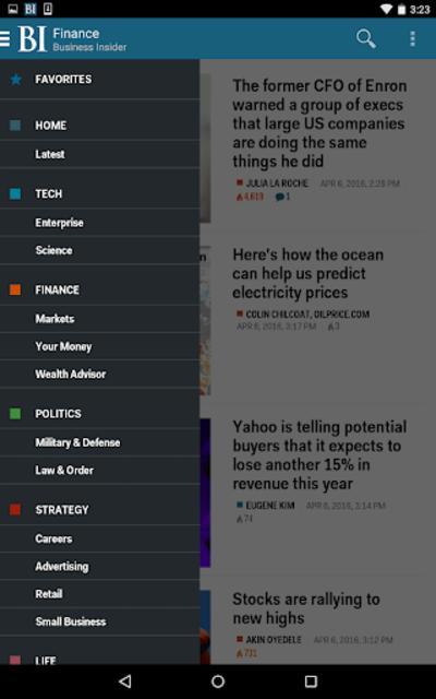 Business Insider screenshot 12