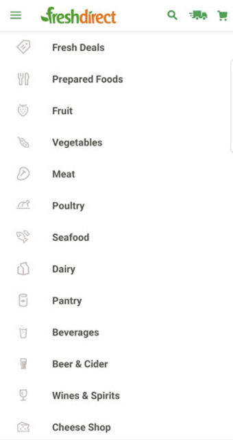 FreshDirect: Grocery, Food & Alcohol Delivery screenshot 4