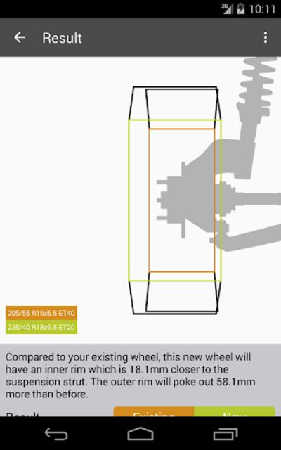 Tire Size Calculator screenshot 6