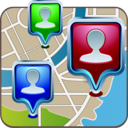 Icon for PhoneTracker with FriendMapper