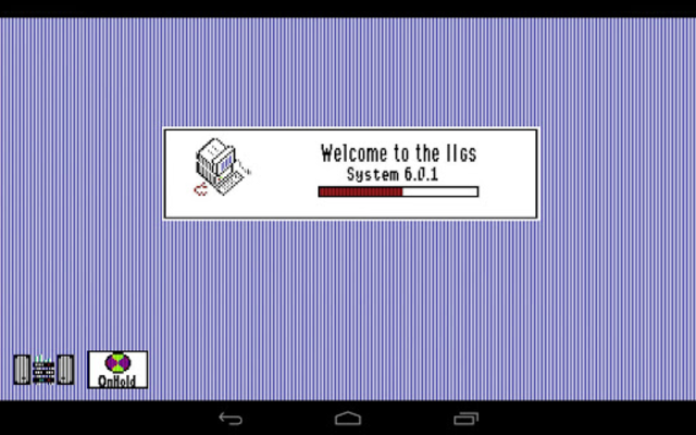 KEGS IIgs Emulator screenshot 2