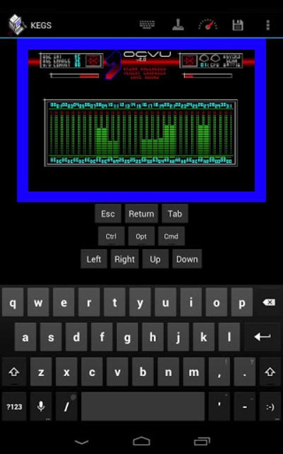 KEGS IIgs Emulator screenshot 3