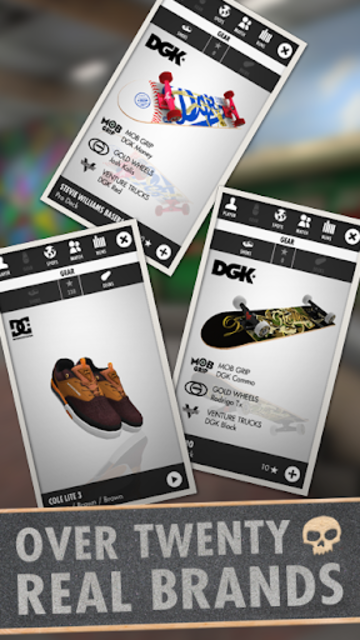 Skater screenshot 3