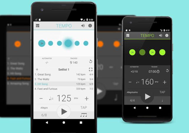 Metronome: Tempo screenshot 1