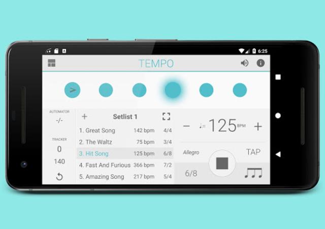 Metronome: Tempo screenshot 2