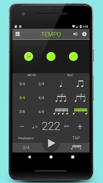 Metronome: Tempo screenshot 3