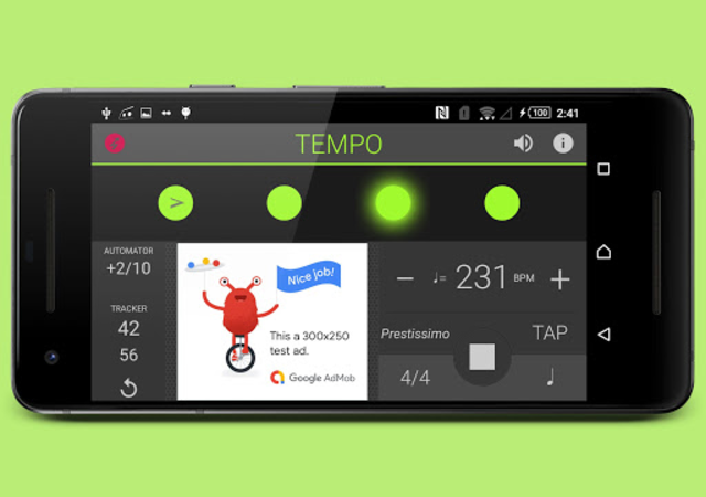 Metronome: Tempo Lite screenshot 2