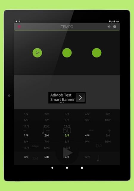 Metronome: Tempo Lite screenshot 5