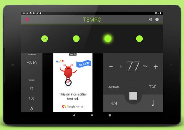Metronome: Tempo Lite screenshot 11