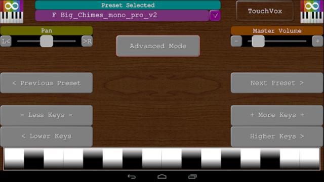 TouchVox screenshot 2