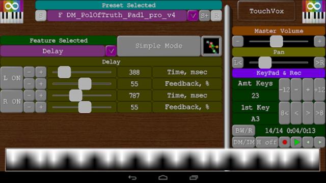 TouchVox screenshot 9