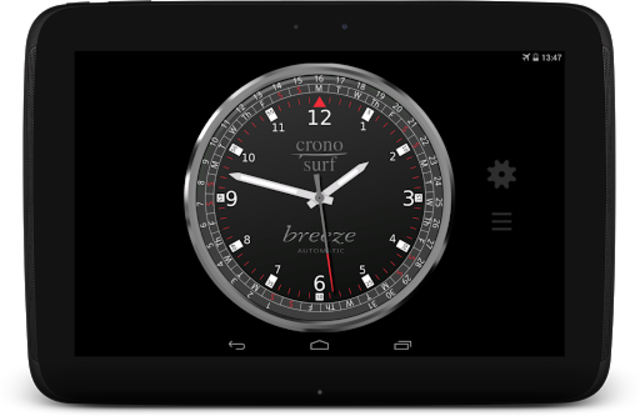 Cronosurf Breeze & Air Pro screenshot 9