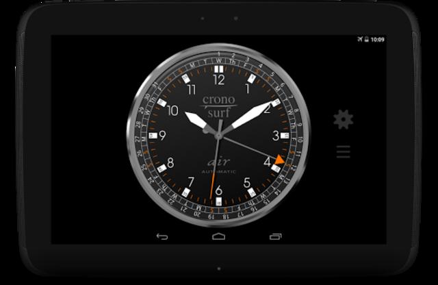 Cronosurf Breeze & Air Pro screenshot 10