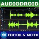 Icon for AudioDroid : Audio Mix Studio