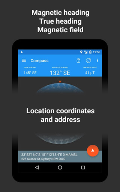 Compass Pro screenshot 20