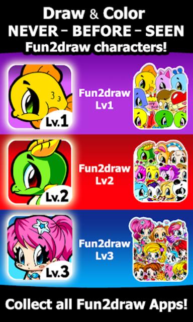 Learn to Draw Easy Cartoons screenshot 6