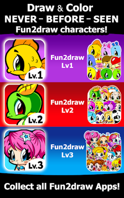 Learn to Draw Easy Cartoons screenshot 18