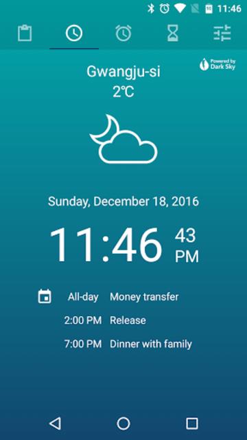 Early Bird Alarm Clock screenshot 2
