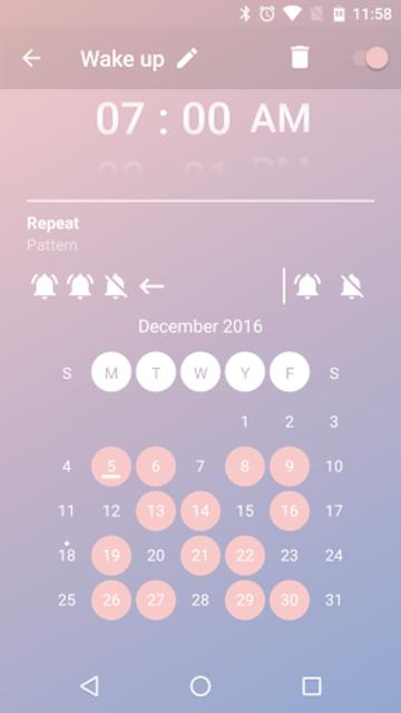 Early Bird Alarm Clock screenshot 3