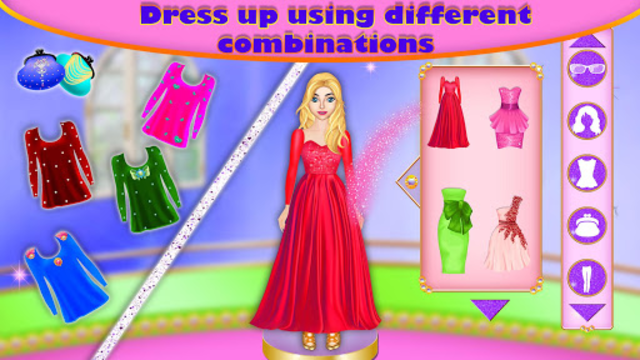 High School BFF At Shopping Mall: Clothing Spree screenshot 2
