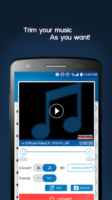 Video MP3 Converter screenshot 3