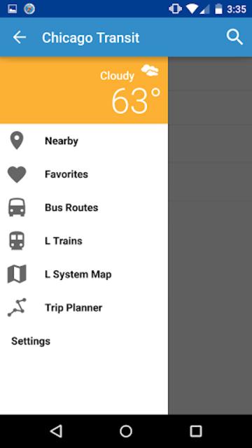 Chicago Transit - CTA screenshot 2