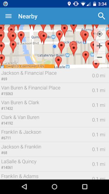 Chicago Transit - CTA screenshot 4