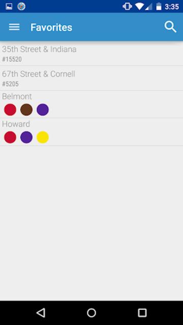Chicago Transit - CTA screenshot 6