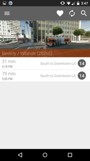 Los Angeles Metro and Bus screenshot 4