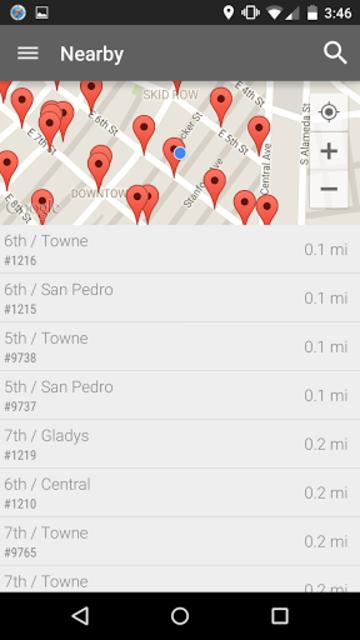 Los Angeles Metro and Bus screenshot 5