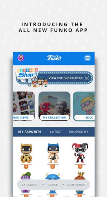 Funko (Beta) screenshot 1