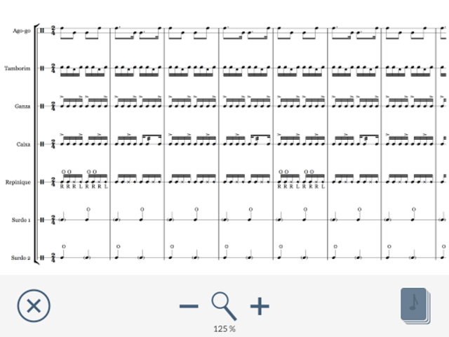 PercussionTutor screenshot 15
