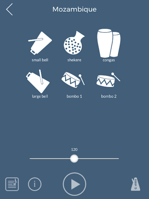 PercussionTutor screenshot 10
