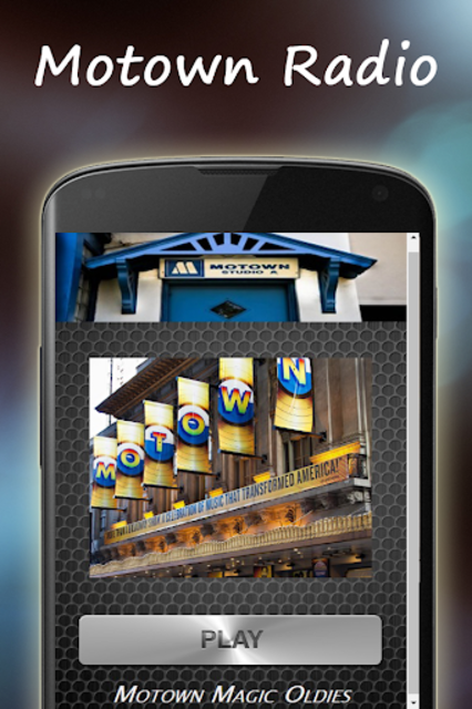 Motown Music Radio screenshot 4