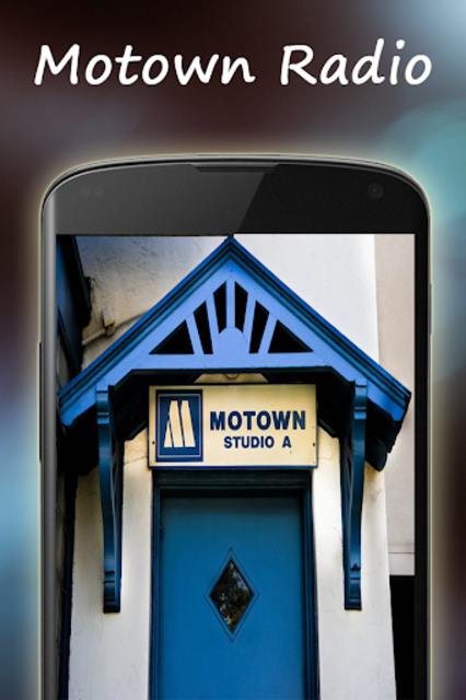 Motown Music Radio screenshot 1