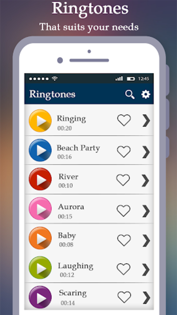 New Funny Ringtones , Smart Alarm clock Ringtones screenshot 17