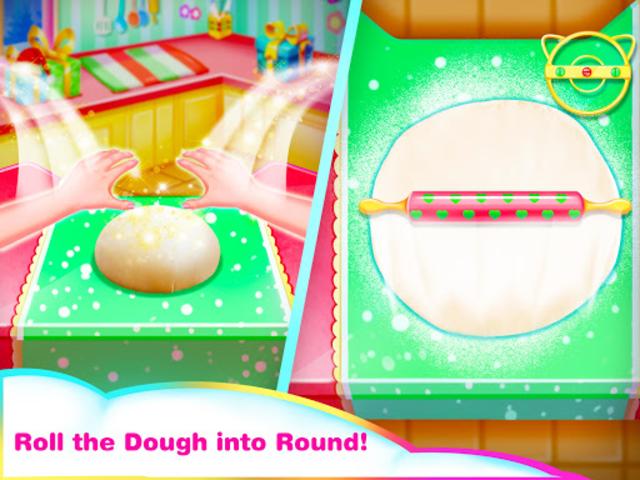 Cook Donut Maker - Unicorn Food Baking Games screenshot 3